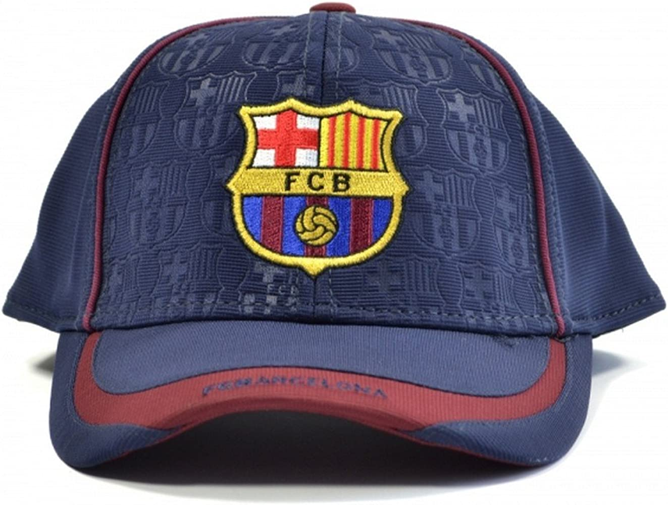 FC Barcelona Official - Gorra Estilo béisbol con Bordado (Modelo ...