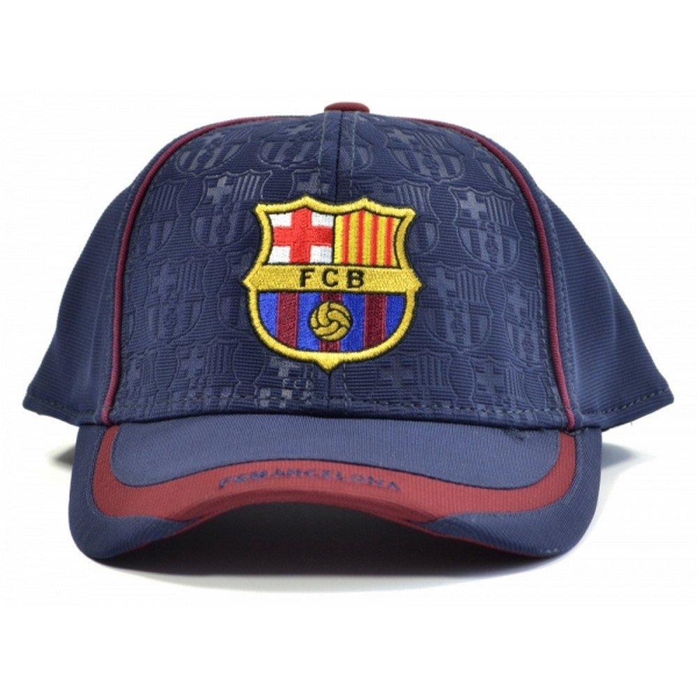 FC Barcelona Baseball Cap mit offiziellem Teamwappen