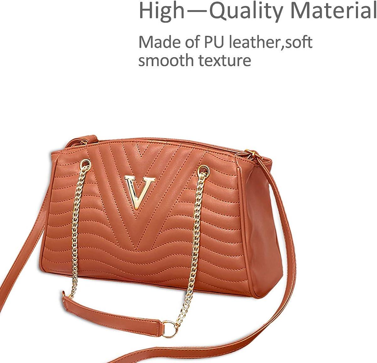 NICOLE /& DORIS Handbags for ladies Quilted Woman Handbags chain shoulder bags fashionable crossbody