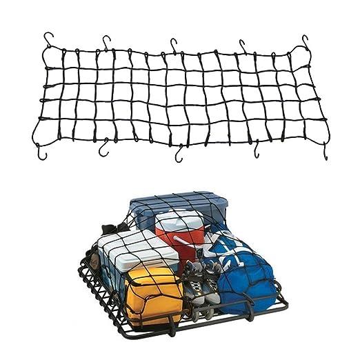 2 opinioni per Big Ant Rete Da Carico Net per auto Universale elastica Reti di carico per Moto