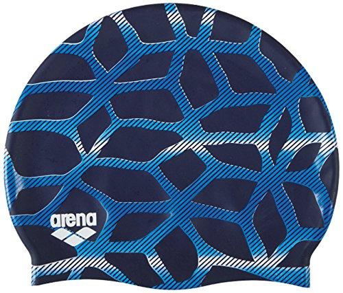 arena Print 2 Swim Cap, Spider - Patterns Hat Free
