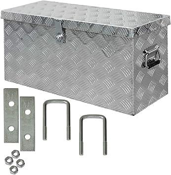 Truck Box Caja de Herramientas Maletín de Herramientas Aluminio ...
