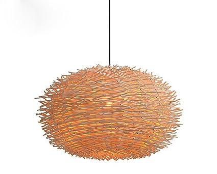 Lampe Rattan Kugel Weiss Landhaus Beige Hngelampe Wohnzimmer Modern Led Pendelleuchte Esszimmerlampe Hngeleuchte Deko Leuchten