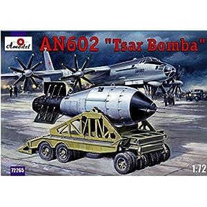 AN602 Tsar Bomba 1/72 Amodel 72265 8