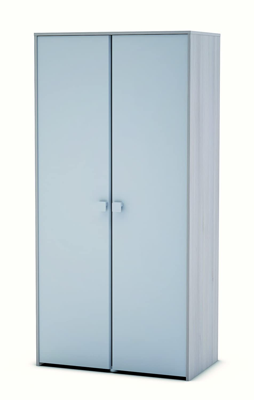 Miroytengo Armario para Dormitorio Juvenil 2 Puertas ...