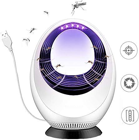 Ruber Lámpara Antimosquitos para Hogar Interior,lampara de Mosquito Jardín Exterior Especialidad Aparato,para Proteger a los niños,White: Amazon.es: Hogar