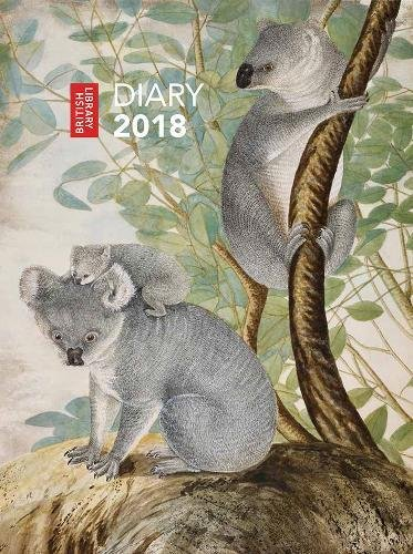 British Library Desk Diary 2018