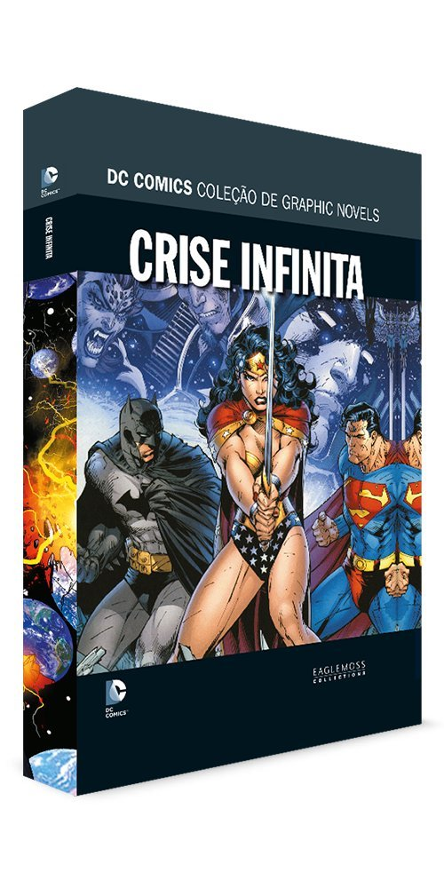 Filme de Crise nas Infinitas Terras seria a solução para o universo DC nos cinemas 15