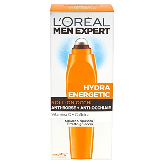 44 opinioni per L'Oréal Paris Men Expert Hydra Energetic- Roll-on occhi anti-borse +