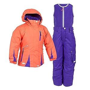 Jupa Aleksandra Two-Piece Ski Suit Toddler Girls
