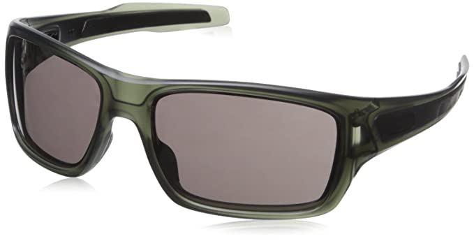 d4371b8a2e1 Amazon.com  Oakley Men s Turbine OO9263-19 Wrap Sunglasses