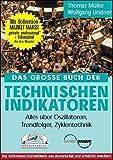 Das grosse Buch der Technischen Indikatoren. Alles über Oszillatoren, Trendfolger, Zyklentechnik