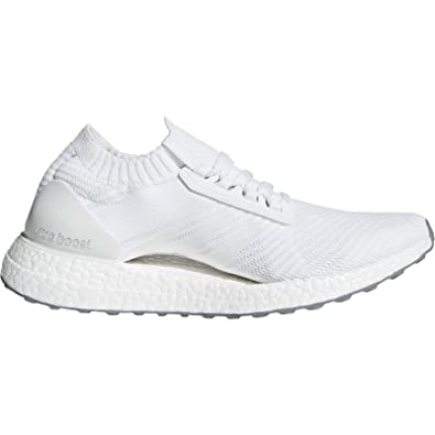 hot sale online a7fc7 206d3 Amazon.com   adidas Womens Ultraboost X Cloud White Cloud White Crystal  White 6.5 M   Road Running