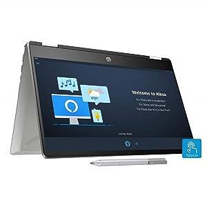 HP Pavilion x360 Core i3 10th Gen 14-inch HD Touchscreen...