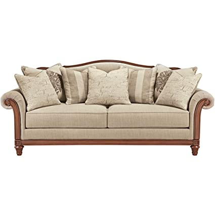 Signature Design By Ashley 8980338 Traditional Sofa
