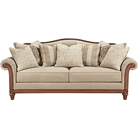 Amazon Signature Design by Ashley Traditional Sofa
