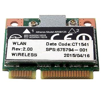B Baosity Nueva Tarjeta AR9435 / AR5B125 WiFi WLAN Wireless ...