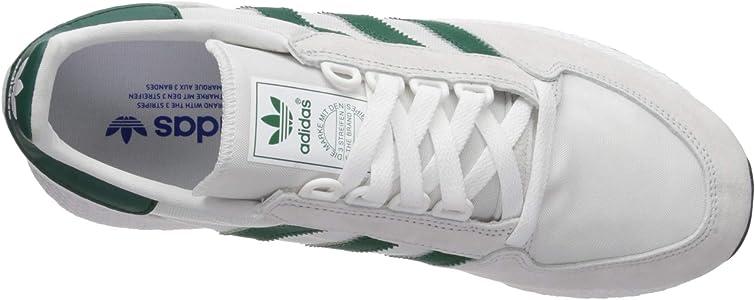 2169bd0b9cc Men's Forest Grove Running Shoe, Crystal White/Collegiate Green/Black, 7 M  US