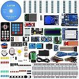 LAFVIN UNO Ultimate Starter kit for Arduino UNO R3 Mega2560 Mega328 Nano with Tutorial