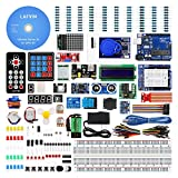LAFVIN UNO Ultimate Starter kit for Arduino UNO R3 Mega2560 Mega328 Nano with Tutorial