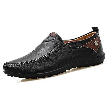 CAI Mocasines de los Hombres de los Zapatos 2018 Mocasines y Deslizadores de la Comodidad de