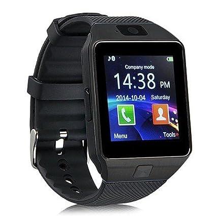 WELLTECH Bluetooth Smartwatch with Camera and SIM Card