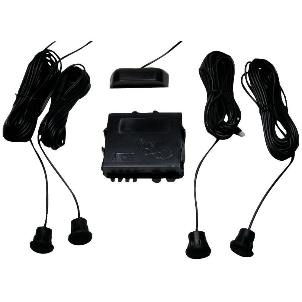 Crimestopper Parking Sensor System with Top Display and Distance Adjustment Feature (CA-5010.II) [並行輸入品] B019SZGPBU