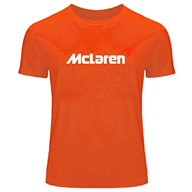 McLaren Honda F1 Team para hombre camiseta T Outlet: Amazon.es ...