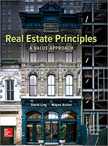 Amazon real estate principles a value approach mchill hill real estate principles a value approach mchill hillirwin series in finance insurance and real estate 5th edition kindle edition by david ling fandeluxe Image collections