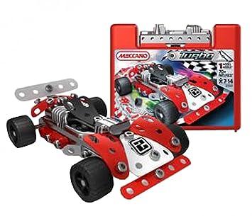 Pequeno Y esJuguetes Turbo Juegos RojoAmazon Mecano yNPvmn0O8w