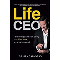 Life CEO: Take charge, and start doing your Life's Work not your busy work