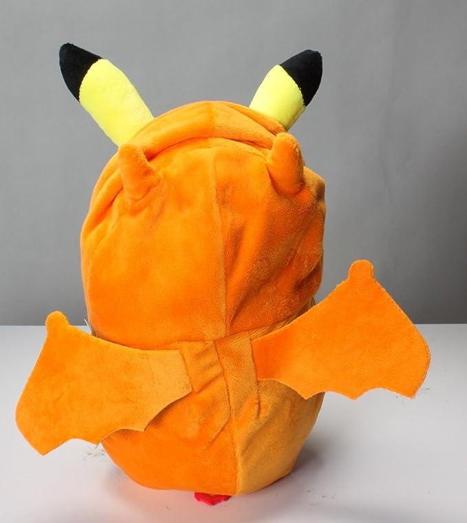 20 cm Sac de couchage Dracaufeu XY Pokemon Pikachu en