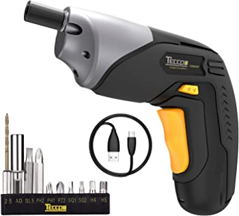 Cordless Electric Screwdriver Rechargeable