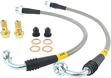 Stoptech Stainless Steel Brake Line Kit 950.44033