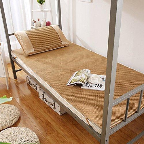 BJL-mat Bedding Straw Mat Summer Sleeping Mats Bed-mat Folding Lace Home Bedroom, 0.91.9m OYO