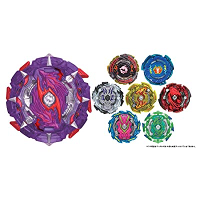 Takara Tomy Beyblade Burst B-151 Random Booster Vol.17 (8 Types for 1): Toys & Games