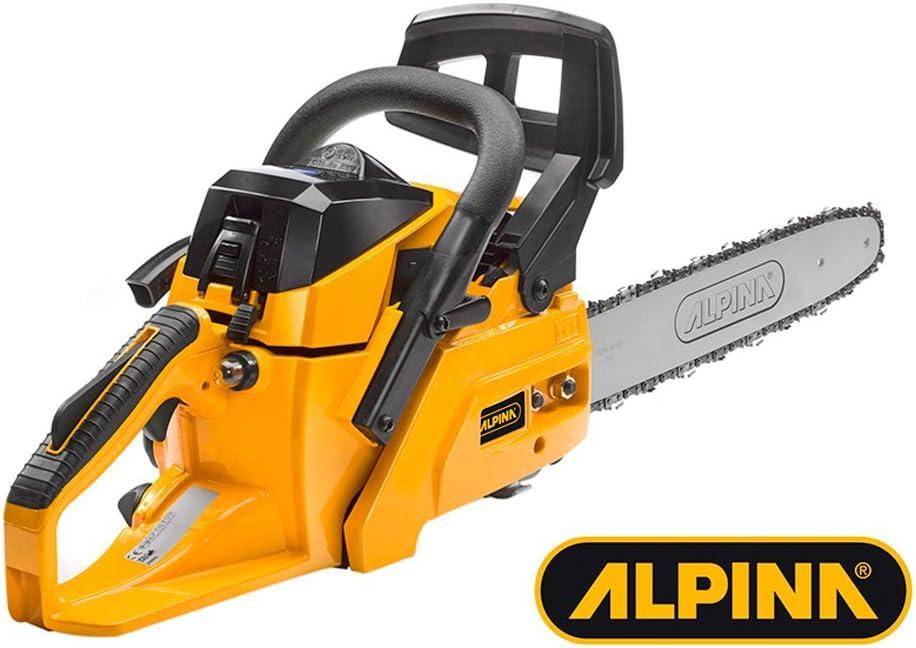ALPINA - Motosierra Gasolina 35 Cm Alpina 37 Cm3