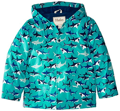 Hatley Boys Classic Printed Raincoat