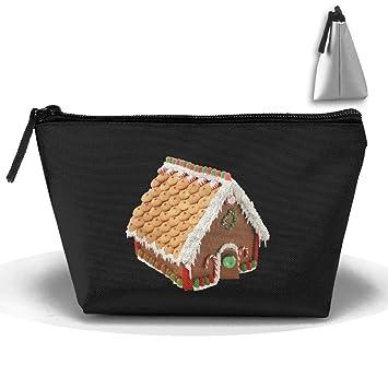 Amazon.com: HTSS grande casa de jengibre portátil Recibir ...