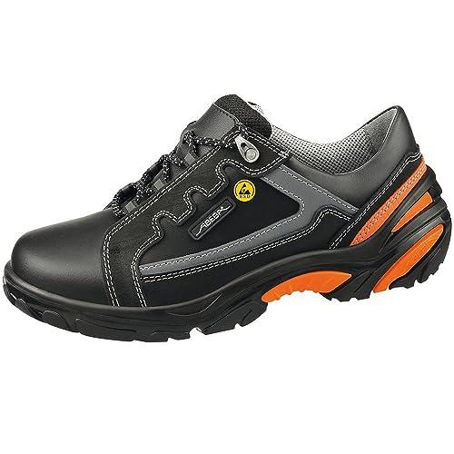 Abeba - Calzado de Protección para Hombre Negro Negro 41 G0t1sgO