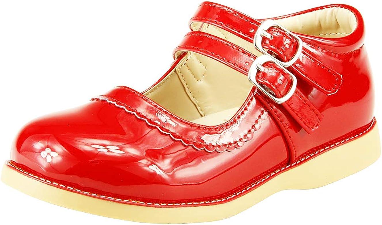 Amazon.com: The Doll Maker Mary Jane zapatos planos para ...