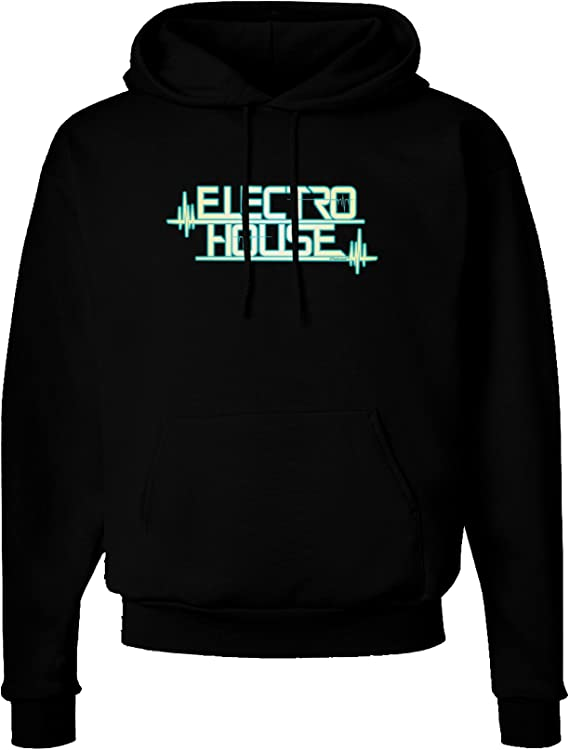TooLoud Electro House Bolt Sweatshirt