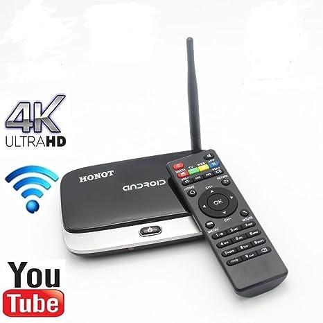 Buy HONOT TV BOX Streaming Media Player Andriod 4  4 Quad Core 2GB