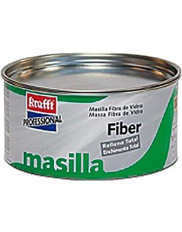 Krafft. S.L. - Masilla fiber con fibra vidrio 1.4 kg