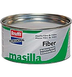 S.L. - Masilla fiber con fibra vidrio 1.4 kg