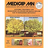 Medicap MN MN1210 Systemic Manganese Tree Implant, Pack of 10