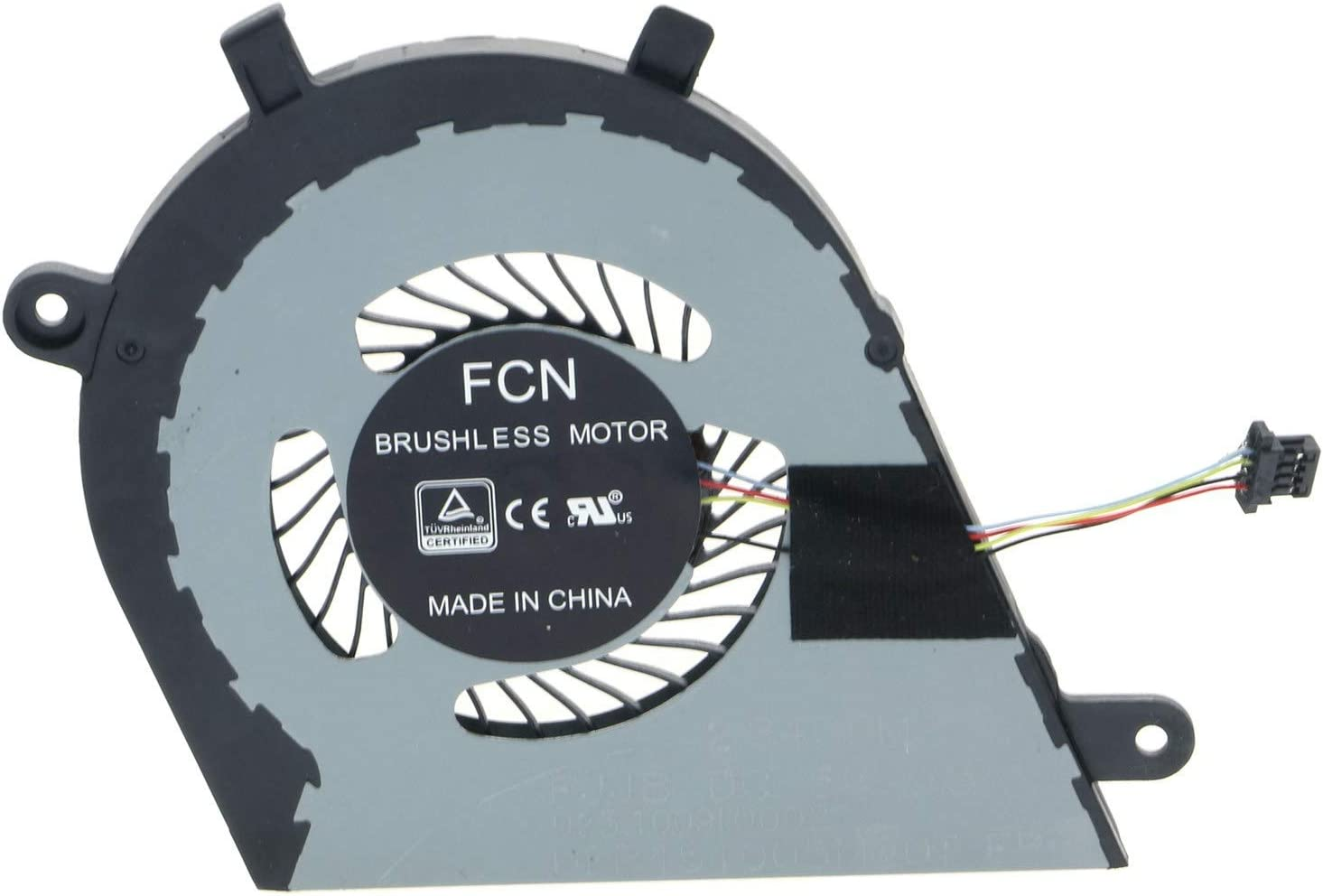New CPU Cooling Fan for Dell Inspiron 13 7370 7373 I7373-5558GRY-PUS DJFK0