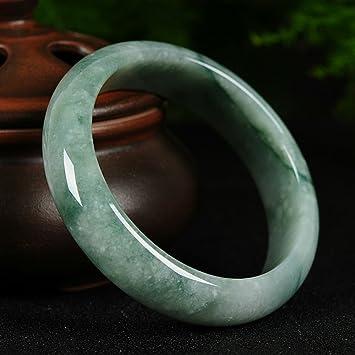 Type A Jadeite Jade Bangle untreated jade bracelets 58mm 06032081