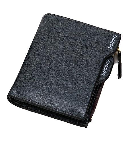 8a69261a47be Amazon | (フロラン)Froyland 財布 メンズ 短財布 レザー 二つ折り 小銭 ...