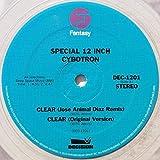 Cybotron - Clear (Remix) / Techno City - Decision Records - DEC-1201, Fantasy - DEC-1201